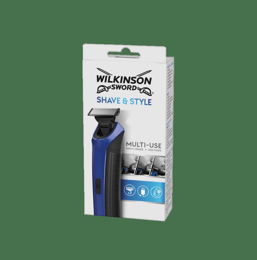 Wilkinson Sword Shave & Style εσωτερική 1